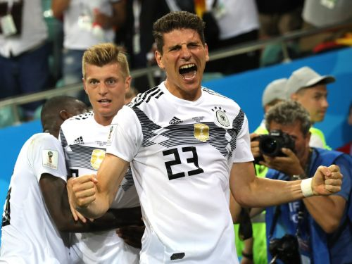 Germany's stunning goal against Sweden was a blow to Mexico as there is now a scenario that could knock them out of the World Cup