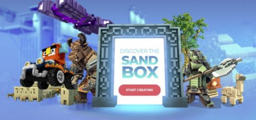 The Sandbox blockchain gaming platform launches $2 million creator fund for artists