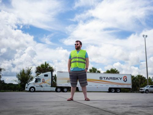 A little-known trucking startup just beat Tesla and Waymo to run driverless semi-trucks on the open road
