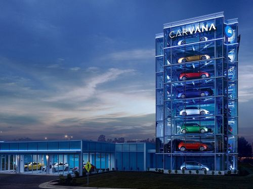 How to use Carvana to buy a used car online