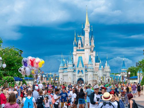 Disney World is phasing out temperature checks for guests on entry, but will keep them for areas of its Florida resort