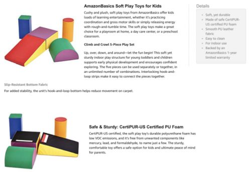 Amazon adds toys to its growing list of private labels