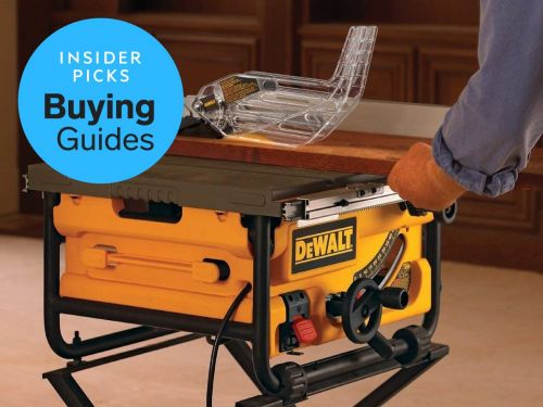 The best table saws you can buy