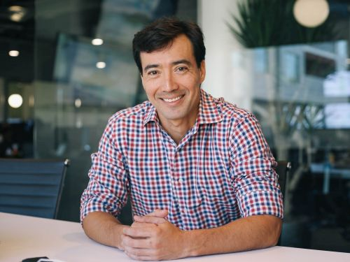 The founder of a billion-dollar startup explains why 'product-market fit' isn't what early investors go for. Here's what you should try instead