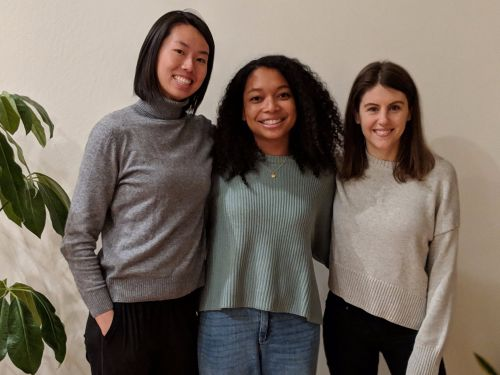 This CEO used to help startups at Silicon Valley's hottest mentorship program. Now, with a professional network for women, she'll go through it herself