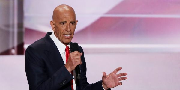 Tom Barrack's SPAC withdraws its IPO filing days after the billionaire was arrested and charged with illegal lobbying