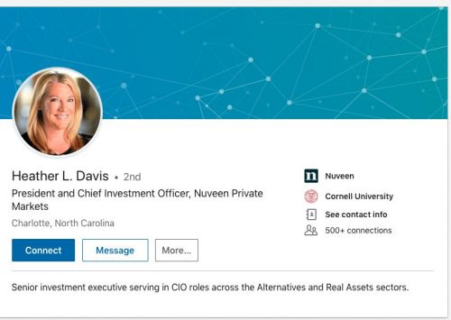 $930 billion Nuveen's head of private markets is retiring amid 'challenges' to the asset management business