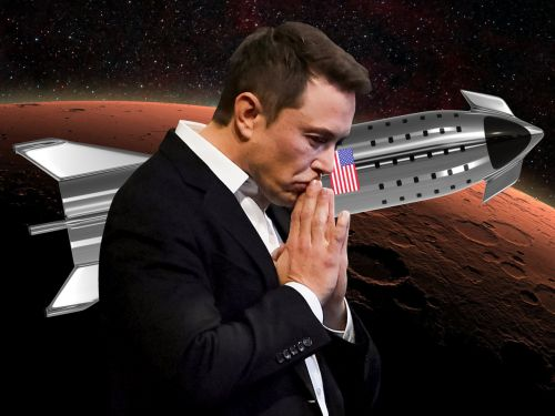 Elon Musk says SpaceX is developing a 'bleeding' heavy-metal rocket ship. Making it work may be 100 times as hard as NASA's most difficult Mars mission, one expert says