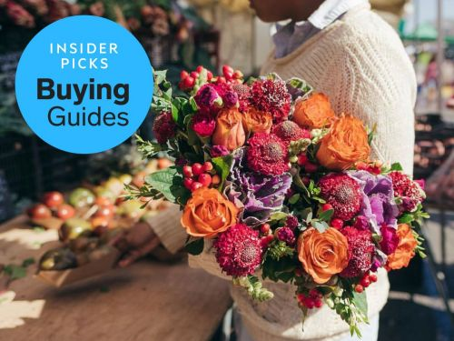 The best online flower delivery services to send freshly cut blooms and live plants