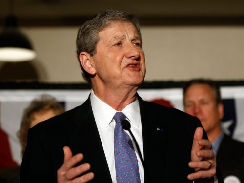 Sen. John Kennedy slams Facebook, accuses it of 'displacing truthful journalism with flagrant displays of bulls--'