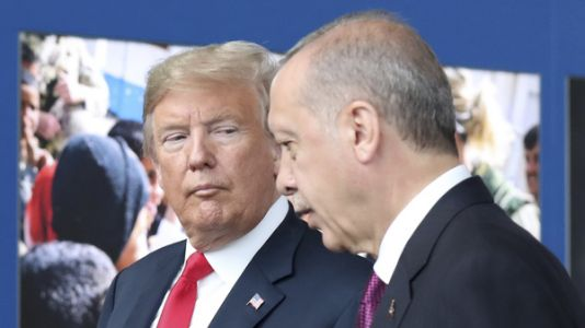 What's The Deal With The Deepening Dispute Between U.S. And Turkey?