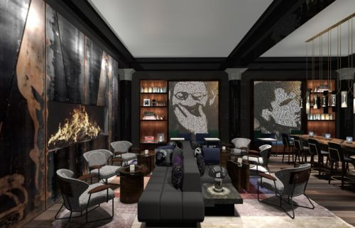 Viceroy Hotel Group Announces San Francisco Boutique Hotel - Hotel Emblem