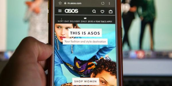 British fashion retailer ASOS reports $1 billion revenue, a 10% jump -but UK sales have dropped. Rival Boohoo may have grabbed some of its market share