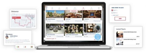 Widget That Helps Airbnb Hostels and Hotel Owners Making Revenue by Sharing Local Activities
