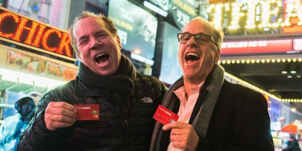 MoviePass' parent wants to spin it off into a separate company, as the government investigates its finances