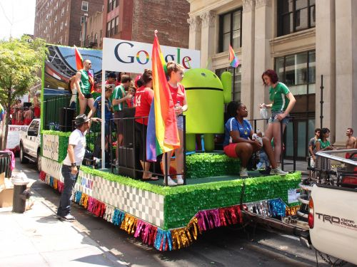 Google is warning employees who want to march with the company at San Francisco's Pride parade that they're not allowed to protest YouTube's LGBTQ+ policies
