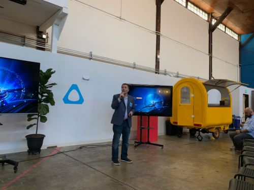 HTC: How enterprise investments could jumpstart virtual reality