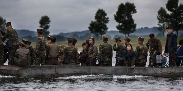 China is planning to build 5 camps for North Korean refugees amid fears of instability