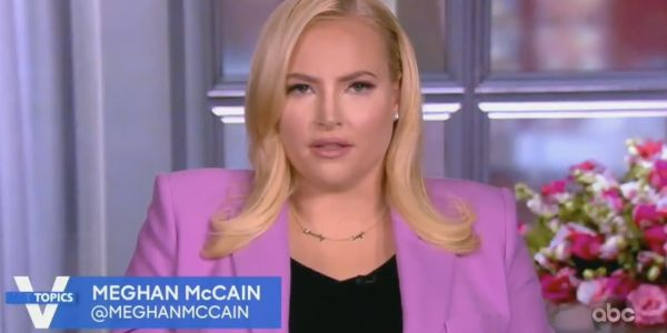 Meghan McCain rips House GOP leader for 'intentionally' attacking Rep. Liz Cheney because she refused 'to debase herself to Cheeto Jesus'