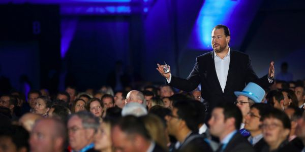 Salesforce owns $1 billion worth of other companies - here are its four biggest investments