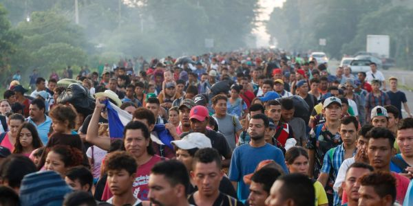 Thousands of migrants have been marching to the US border in 'caravans' for years - here's why this one is different