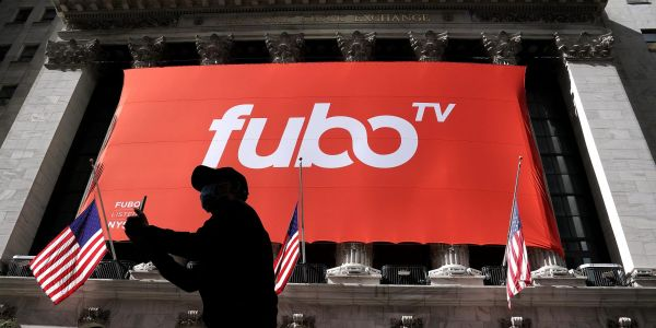 FuboTV soars 24% as 1st-quarter revenue beat and increased guidance offset wider-than-expected loss