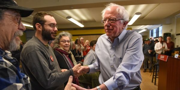 Bernie 2020: Sanders addresses concerns about his age and how he'll compete in a diverse field of candidates