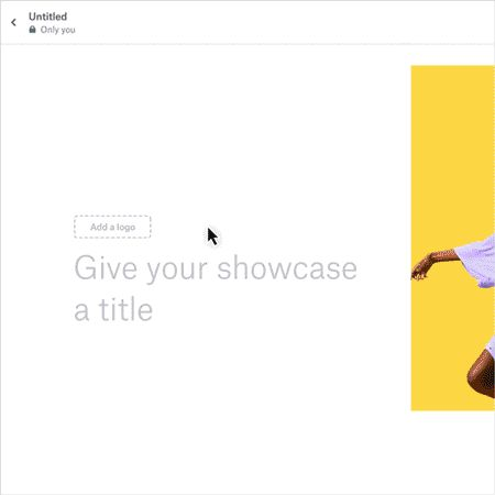 Dropbox Showcase available to teams, along with new functionality