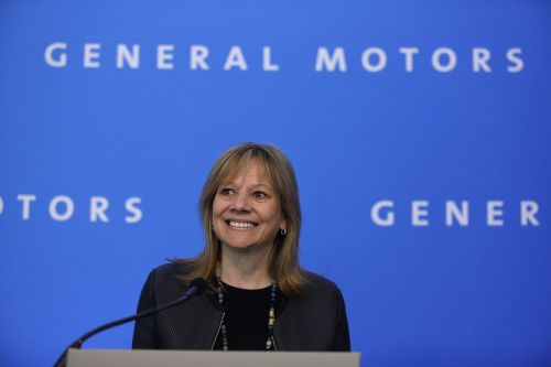 GM beats on earnings for 1st quarter