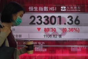 Wall Street's rally ends on fears about US-China tensions