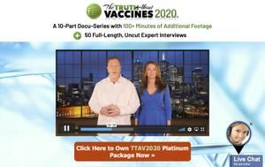 Inside one network cashing in on vaccine disinformation