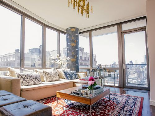 7 surprising features that can make an apartment a penthouse, even if it's not on the top floor