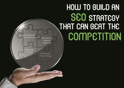 How To Build An SEO Strategy That Can Beat The Competition