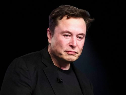 Elon Musk fell off Glassdoor's ranking of the top 100 CEOs after making the top-10 in 2017