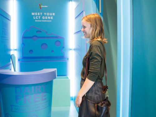 23andMe opened a fake house in NYC where you can meet your genes - take a look inside