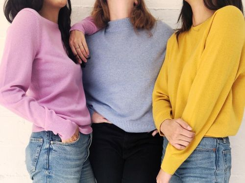 Everlane's cashmere sweater is the backbone of my winter wardrobe - and it's only $100