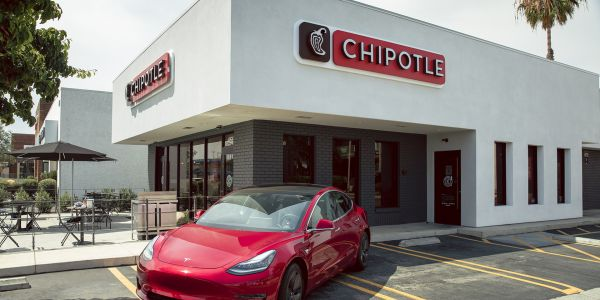 Chipotle soars 13% to an all-time high as digital ordering and return of dine-in customers push revenue to pre-pandemic levels