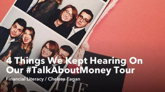 4 Things We Kept Hearing On Our TalkAboutMoney Tour