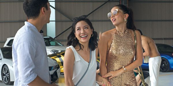 'Crazy Rich Asians' dominates the box office with a $25.2 million weekend take, $34 million 5-day opening