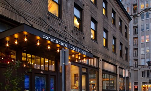 Crystal Investment Property Facilitates the Sale of Commodore Hotel