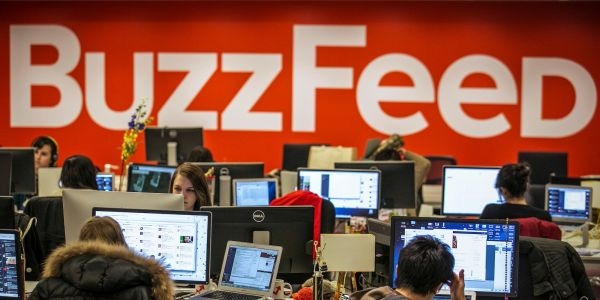 BuzzFeed is struggling to defend its major Trump scoop after Mueller's report discredited it