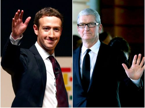 Facebook just launched the latest strike in its 15-month cold war with Apple
