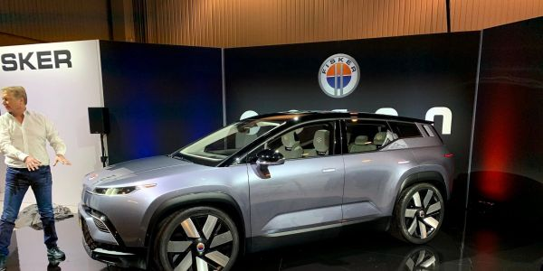 Fisker soars 17% after reaching deal with Foxconn for development of an electric vehicle