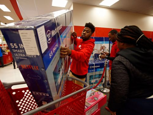 Target reveals the most popular Black Friday items shoppers bought on Thanksgiving