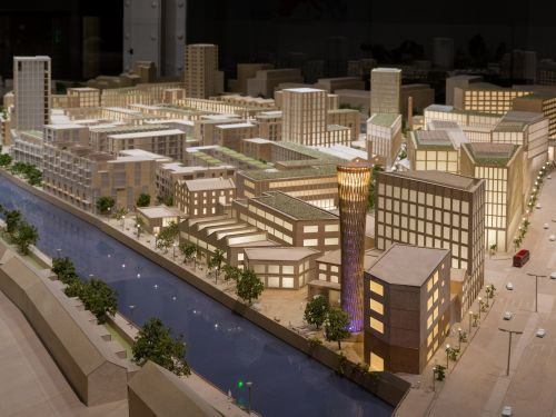 IKEA planned to build an entire neighborhood in London - now it's finally happening without IKEA
