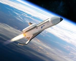 The military is building a space plane. Now it looks to have an engine up to the task