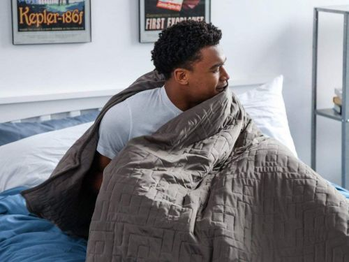 The cult-favorite Gravity Blanket is on sale for $75 off during Prime Day 2019