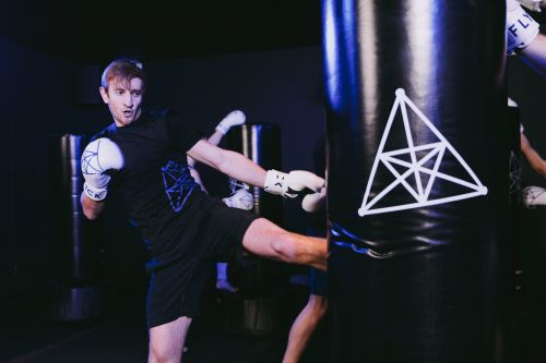 Why kickboxing is a full-body workout like no other, according to the ex-venture capitalist and COO duo who started a gym dedicated to it