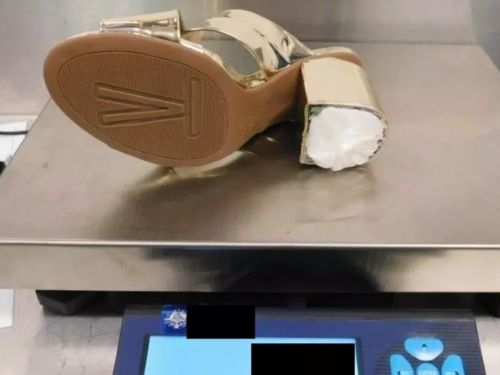 A nun says a man she met online tricked her into smuggling cocaine into Australia using high heels