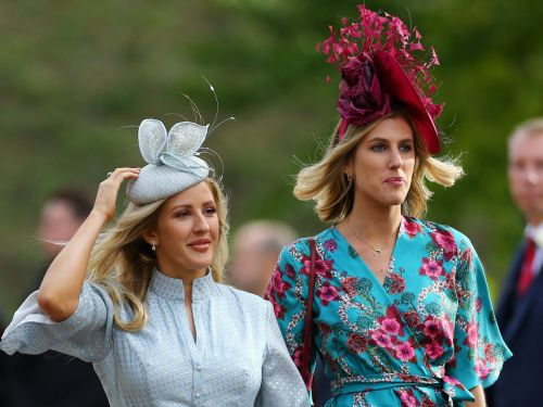 All the best hats from Princess Eugenie's royal wedding